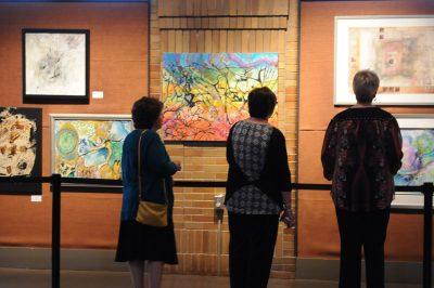 SALI National Abstract Art Exhibition XV