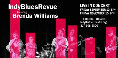 IndyBluesRevue featuring Brenda Williams: Those Funky 70s!!