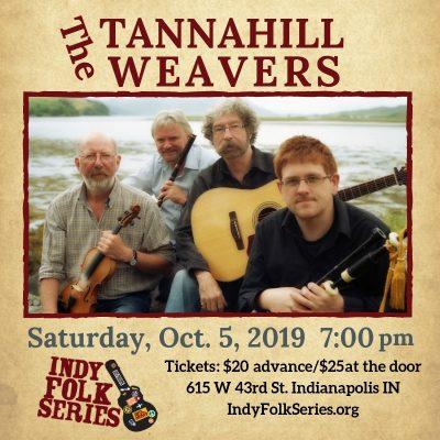 Tannahill Weavers at Indy Folk Series