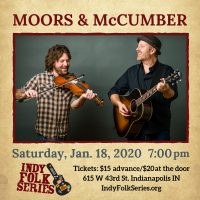 Moors and McCumber at the Indy Folk Series