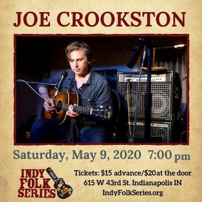 Joe Crookston at the Indy Folk Series
