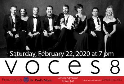 VOCES8 Concert