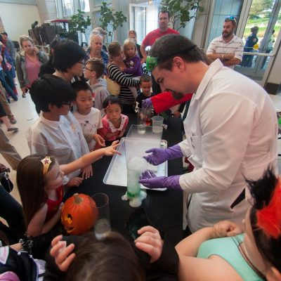Family Night Out: Family Fright Night