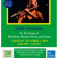 Julie Houston in Concert
