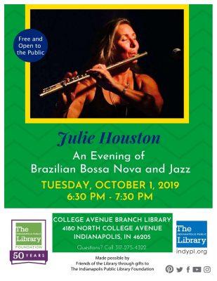 Julie Houston in Concert