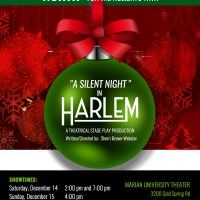 A Silent Night in Harlem