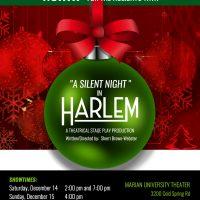 A Silent Night in Harlem
