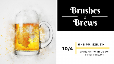 Brushes and Brews