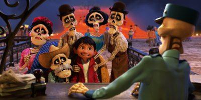 Cereal Cinema: Coco
