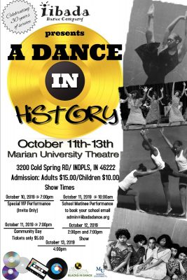 A Dance In History