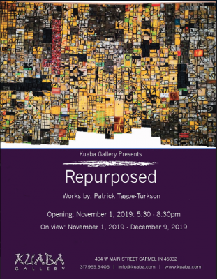Save The Date: Repurposed
