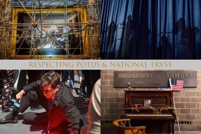 Respecting POTUS & National Trust