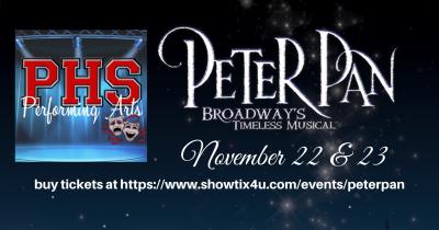 Peter Pan the Musical (1954 Broadway Version)