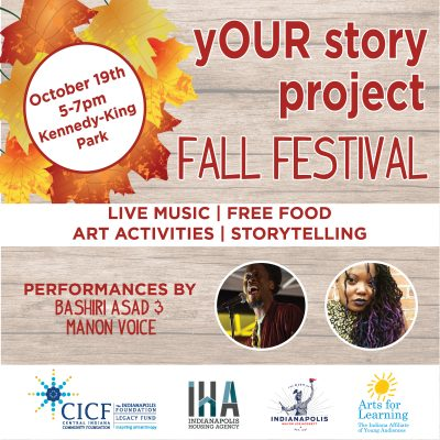 yOUR Story Project Fall Festival