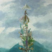Folly, new work by Kyle Ragsdale artist reception & Spirit & Place opening night