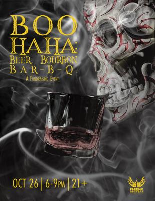 Boo HaHa: Beer, Bourbon & Bar-B-Q