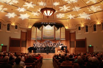 The Holly & the Ivy Holiday Organ Concert