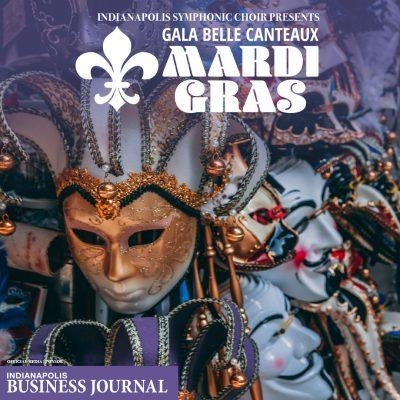 Gala Belle Canteaux: Mardi Gras