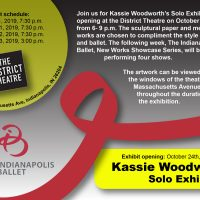 Kassie Woodworth Gallery Opening