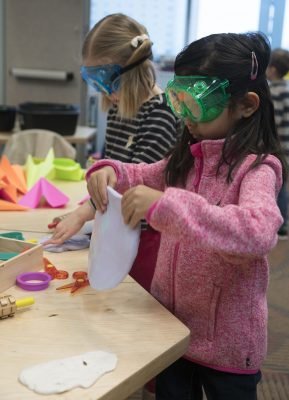 Young Explorers: Snowy Science (ages 4-6)