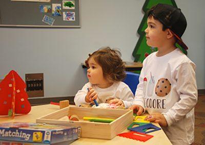 Winter Wonderland Workshop (ages 3-5)