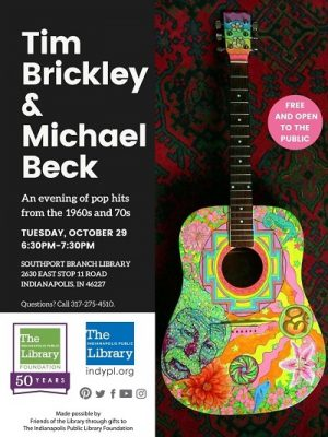 Tim Brickley and Michael Beck in Concert