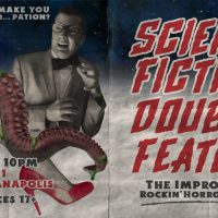 Science Fiction Double Feature: The Improvised Rockin' Horror Show
