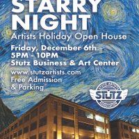 Stutz Artists Association Holiday Open House