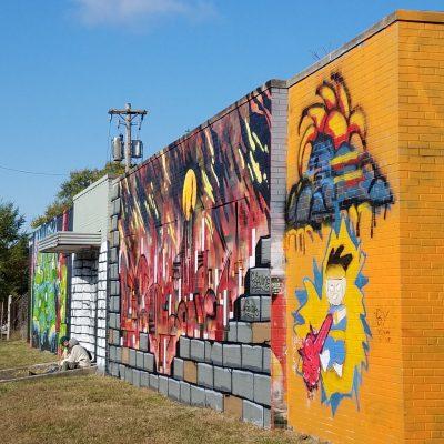 Indy Mural Fest 2019 - (A) Koch South