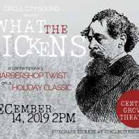 "Circle City Sound presents ""What the Dickens!"""