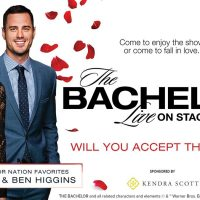 POSTPONED TBA: The Bachelor Live on Stage