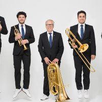 MUSIC AT BUTLER SERIES: BUTLER UNIVERSITY WIND ENSEMBLE FEATURING THE CANADIAN BRASS