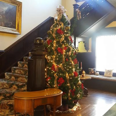 Holiday Open House at the Propylaeum