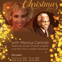 Classic Christmas with Monica Cantrell and featured guest, Everett Greene