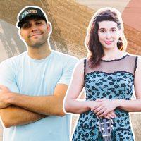 Brett Wiscons and Sarah Grain & the Billions of Stars
