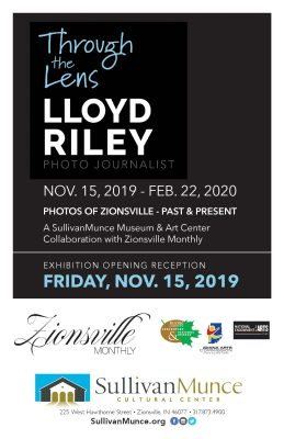 Through the Lens, Lloyd Riley, Photojournalist