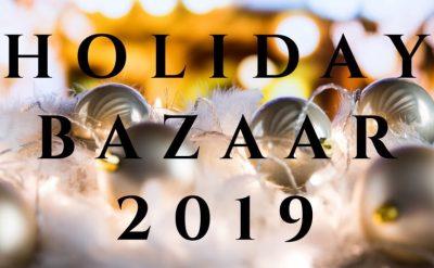 2019 Annual Sugar Creek Art Center Holiday Art Bazaar