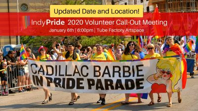 2020 Pride Month Planning Volunteer Call-Out Meeting