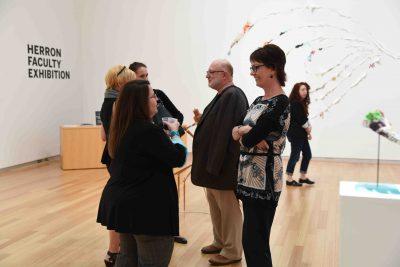 Biennial Faculty Exhibition Public Reception