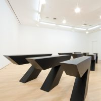 Angle / Edge / Plane: The Sculptures of Ronald Bladen