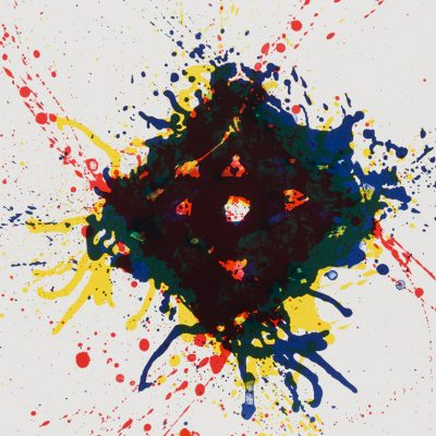 Form & Color: Prints by Sam Francis