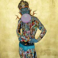 Metamorphosis: Recent Paintings & Sculptures by Tsherin Sherpa