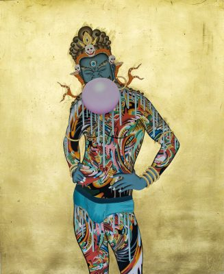 Metamorphosis: Recent Painting & Sculpture by Tsherin Sherpa