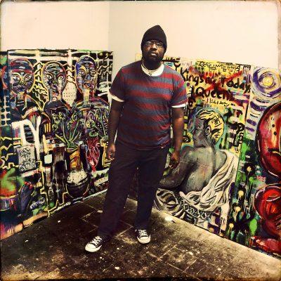 Blasko Artist/Satch Artist at SATCH ART SPACE