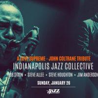 Rob Dixon | John Coltrane's A Love Supreme