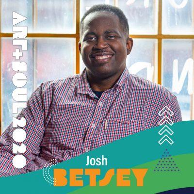 Art & Soul: Josh Betsey, featured artist