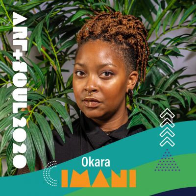 Art & Soul: Okara Imani, featured artist