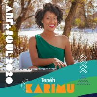 Art & Soul: Tenéh Karimu, featured artist