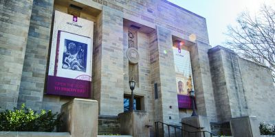 Call for Expressions of Interest: Lilly Library Reading Room Murals