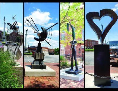 Sculptures Angola Seeks Artwork